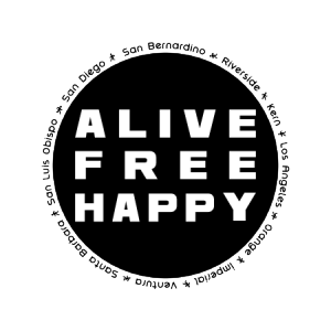 ALIVE FREE HAPPY Libertarians of Southern California